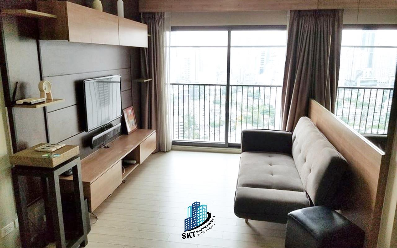 Sukritta Property Agency's For Rent Noble Remix Near BTS Thonglor 1