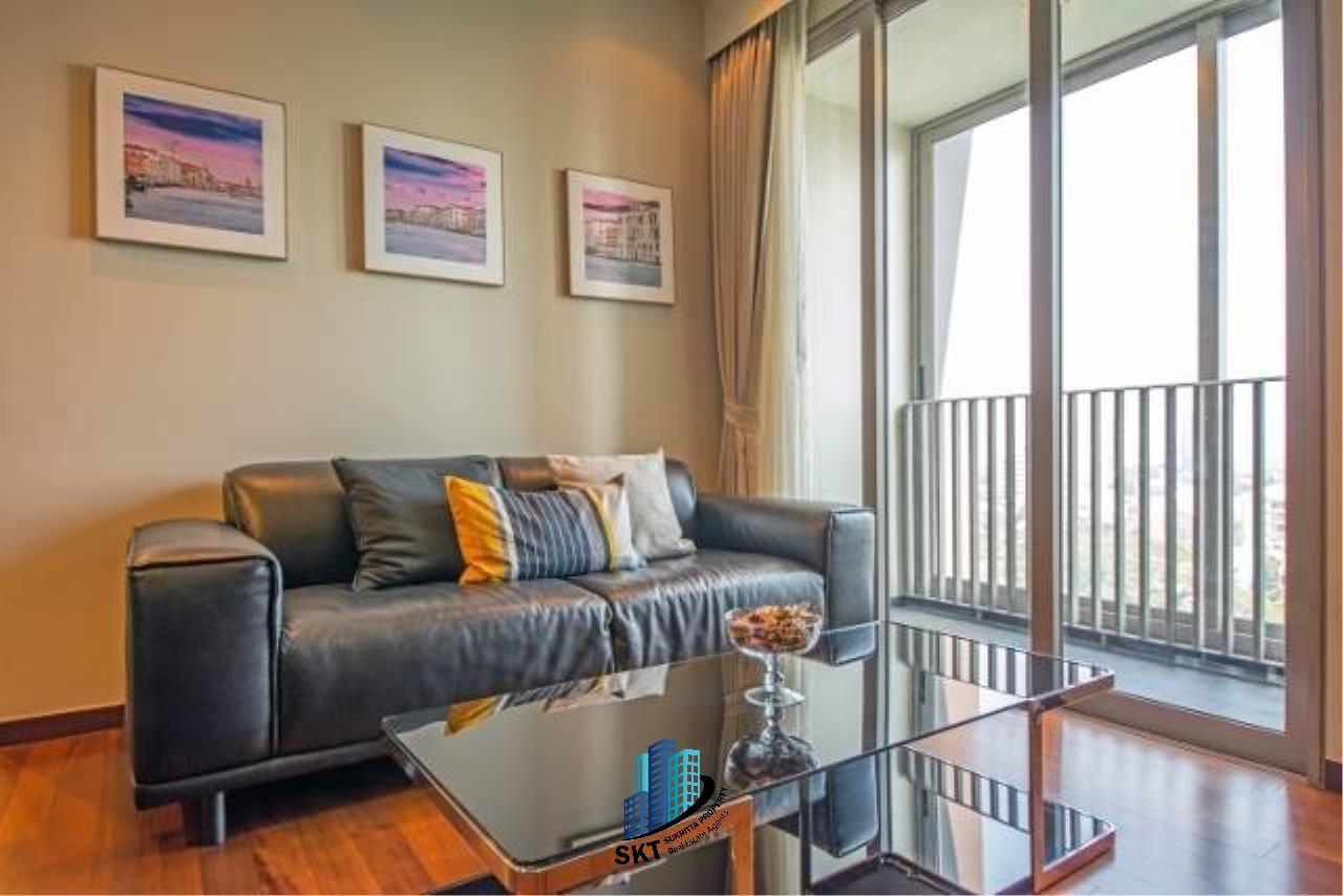Sukritta Property Agency's For Rent Ashton Morph 38 Near BTS Thonglor 4