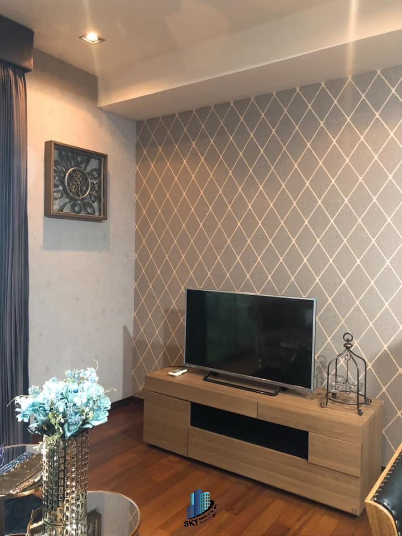 Sukritta Property Agency's For Rent Ashton Morph 38 Near BTS Thonglor 5