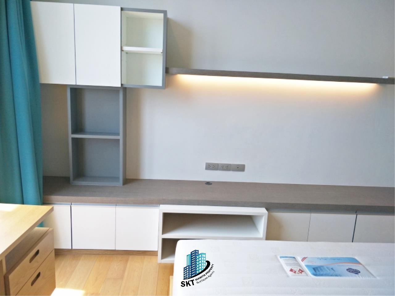 Sukritta Property Agency's Hyde Sukhumvit 13 condominium Near BTS NANA 7