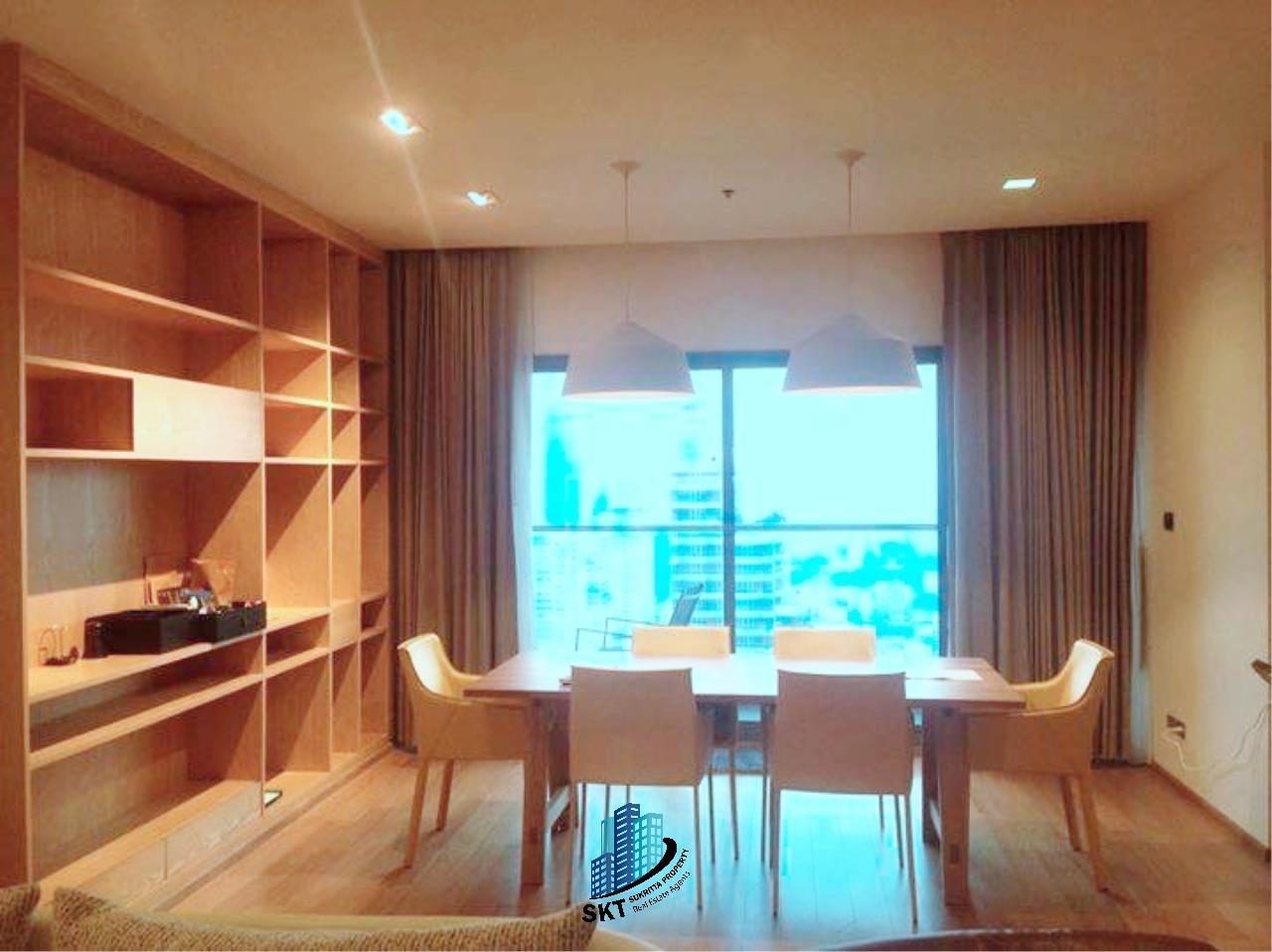 Sukritta Property Agency's Hyde Sukhumvit 13 condominium Near BTS NANA 1