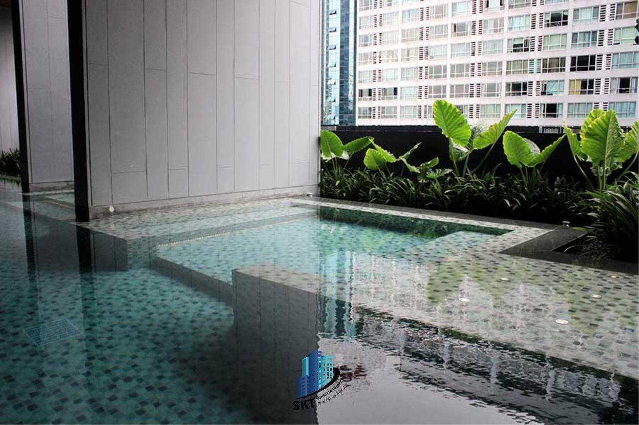 Sukritta Property Agency's Hyde Sukhumvit 13 condominium Near BTS NANA 20