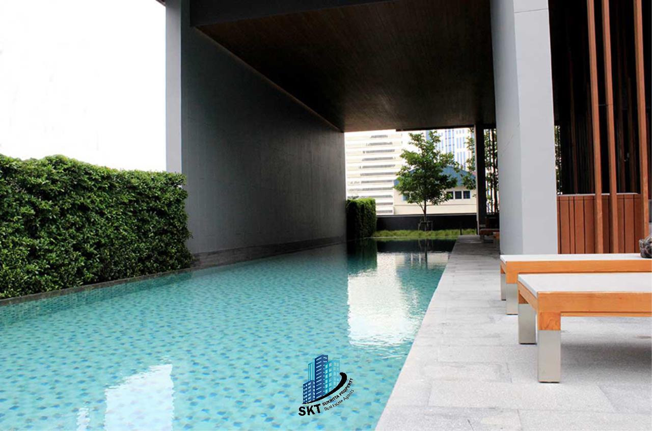 Sukritta Property Agency's Hyde Sukhumvit 13 condominium Near BTS NANA 22