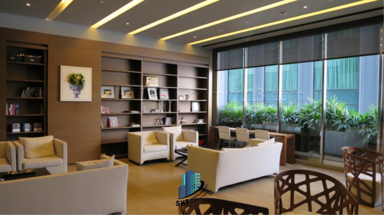 Sukritta Property Agency's Hyde Sukhumvit 13 condominium Near BTS NANA 13