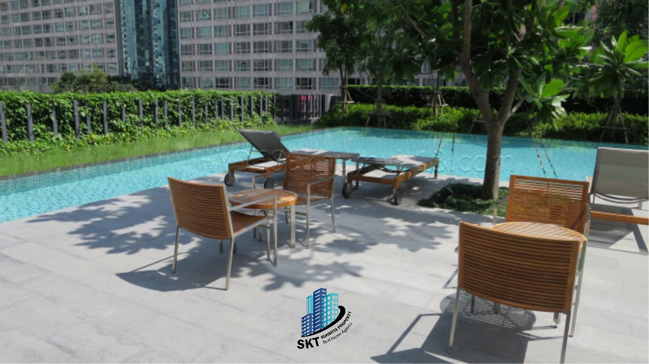 Sukritta Property Agency's Hyde Sukhumvit 13 condominium Near BTS NANA 15