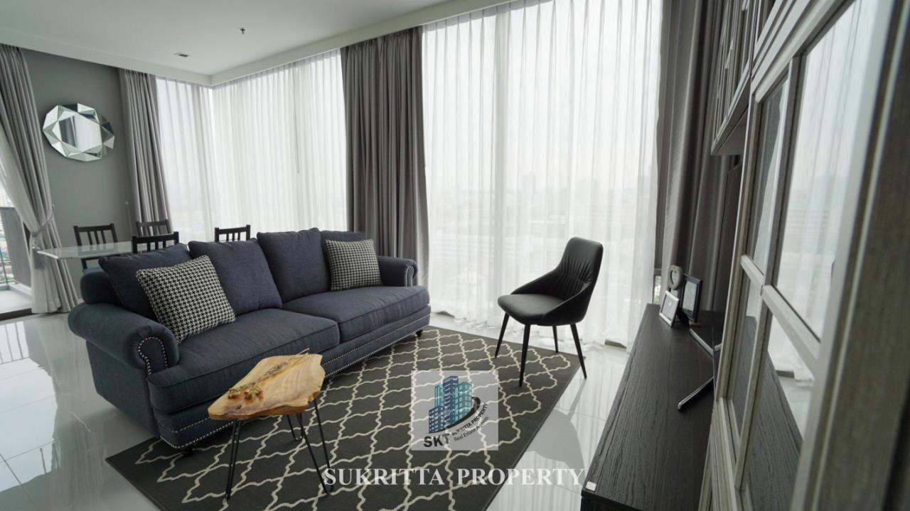 Sukritta Property Agency's For Rent Nara 9 Near BTS Chong Nonthi 1