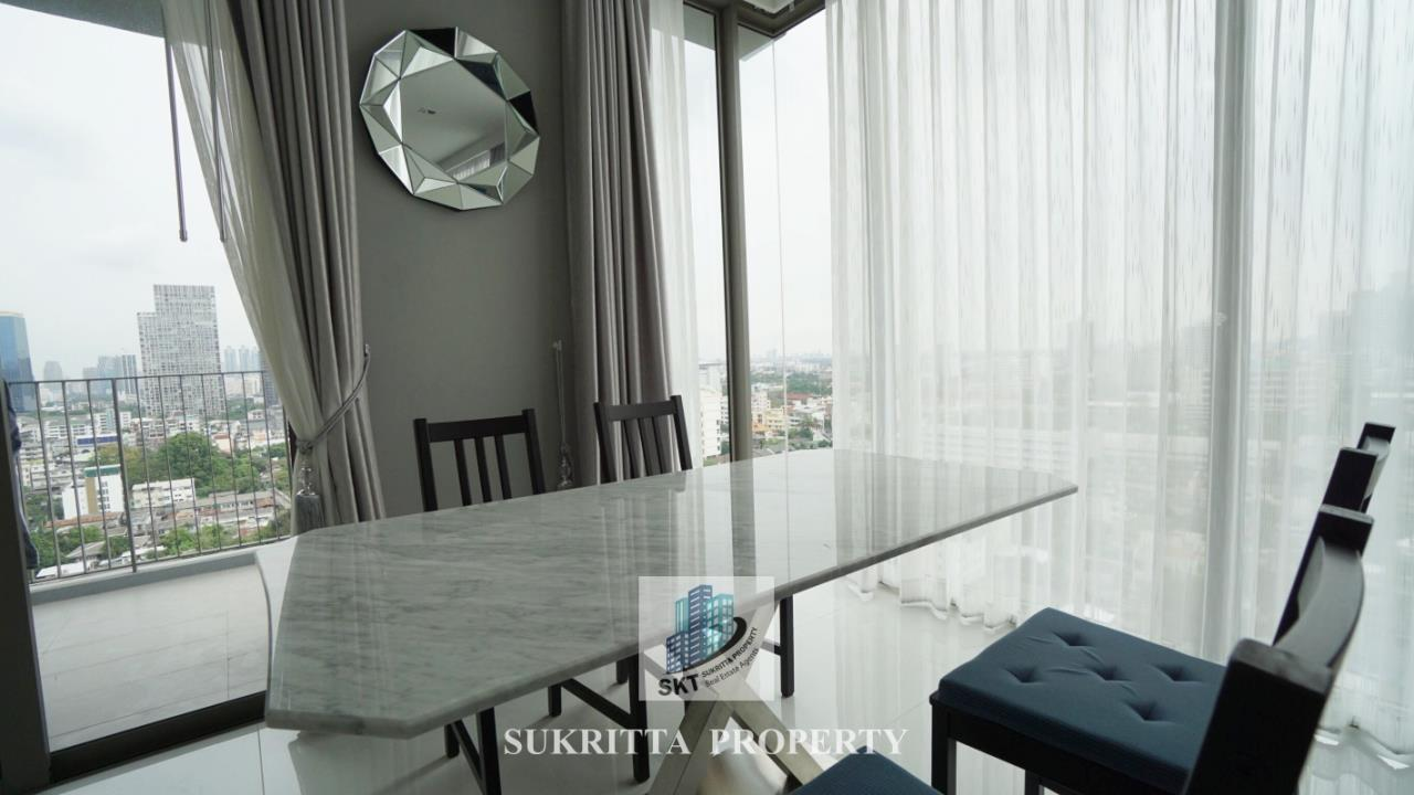 Sukritta Property Agency's For Rent Nara 9 Near BTS Chong Nonthi 5