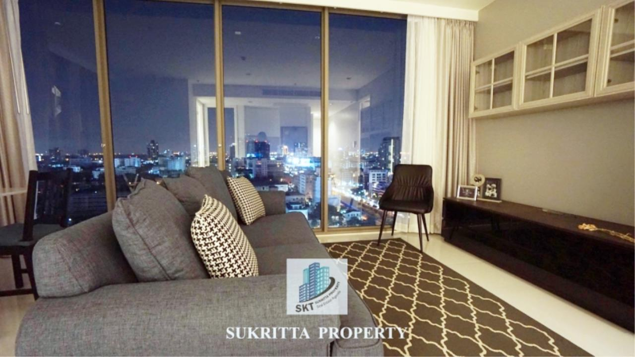 Sukritta Property Agency's For Rent Nara 9 Near BTS Chong Nonthi 2
