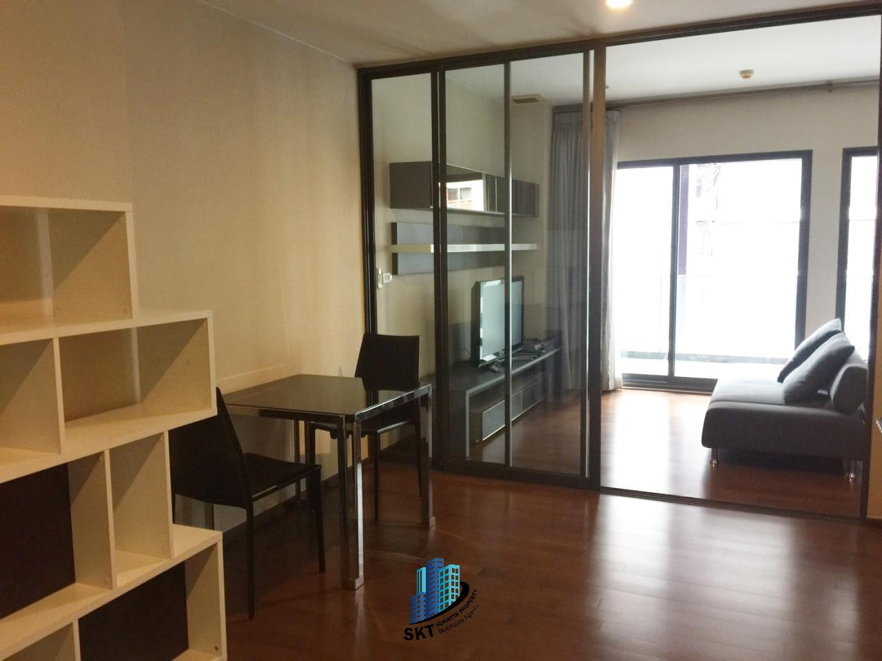 Sukritta Property Agency's For Rent Noble Remix Near BTS Thonglor 2