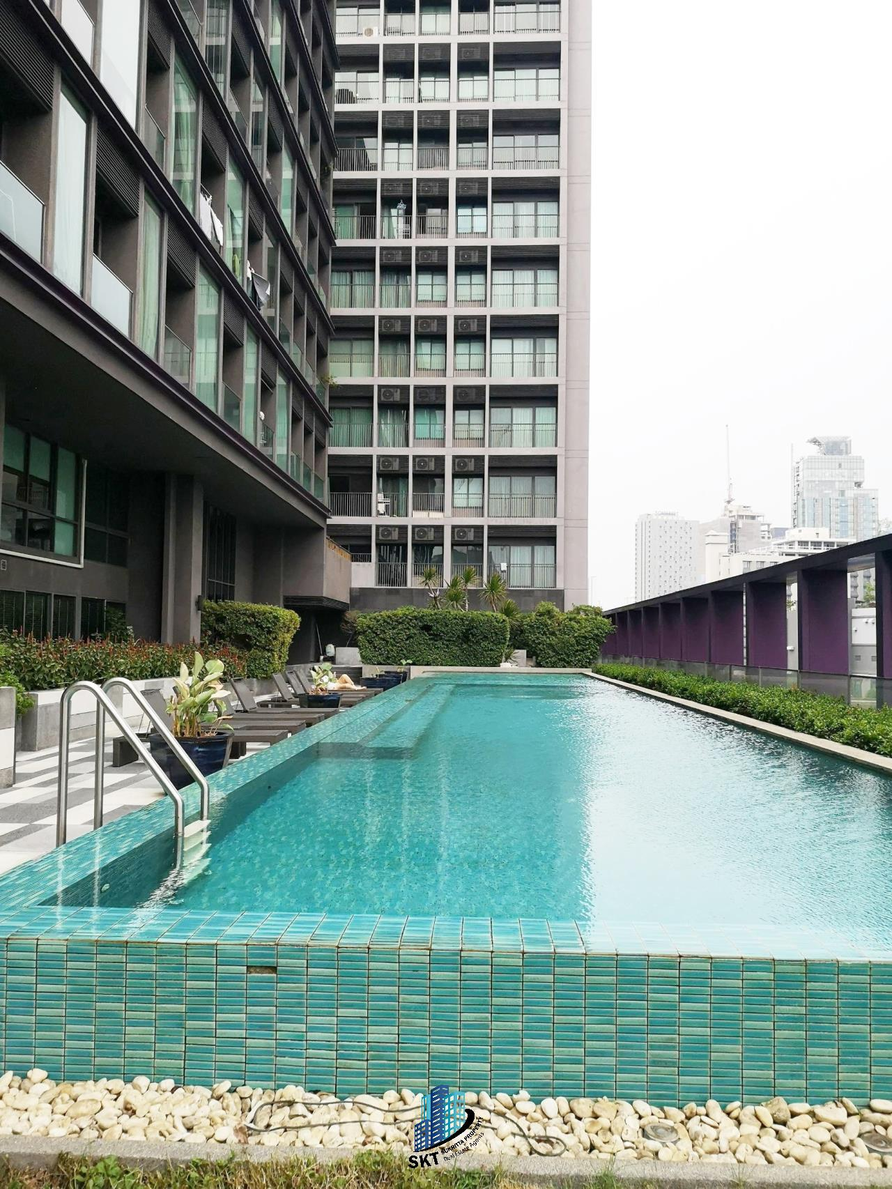 Sukritta Property Agency's For Rent Noble Remix Near BTS Thonglor 8