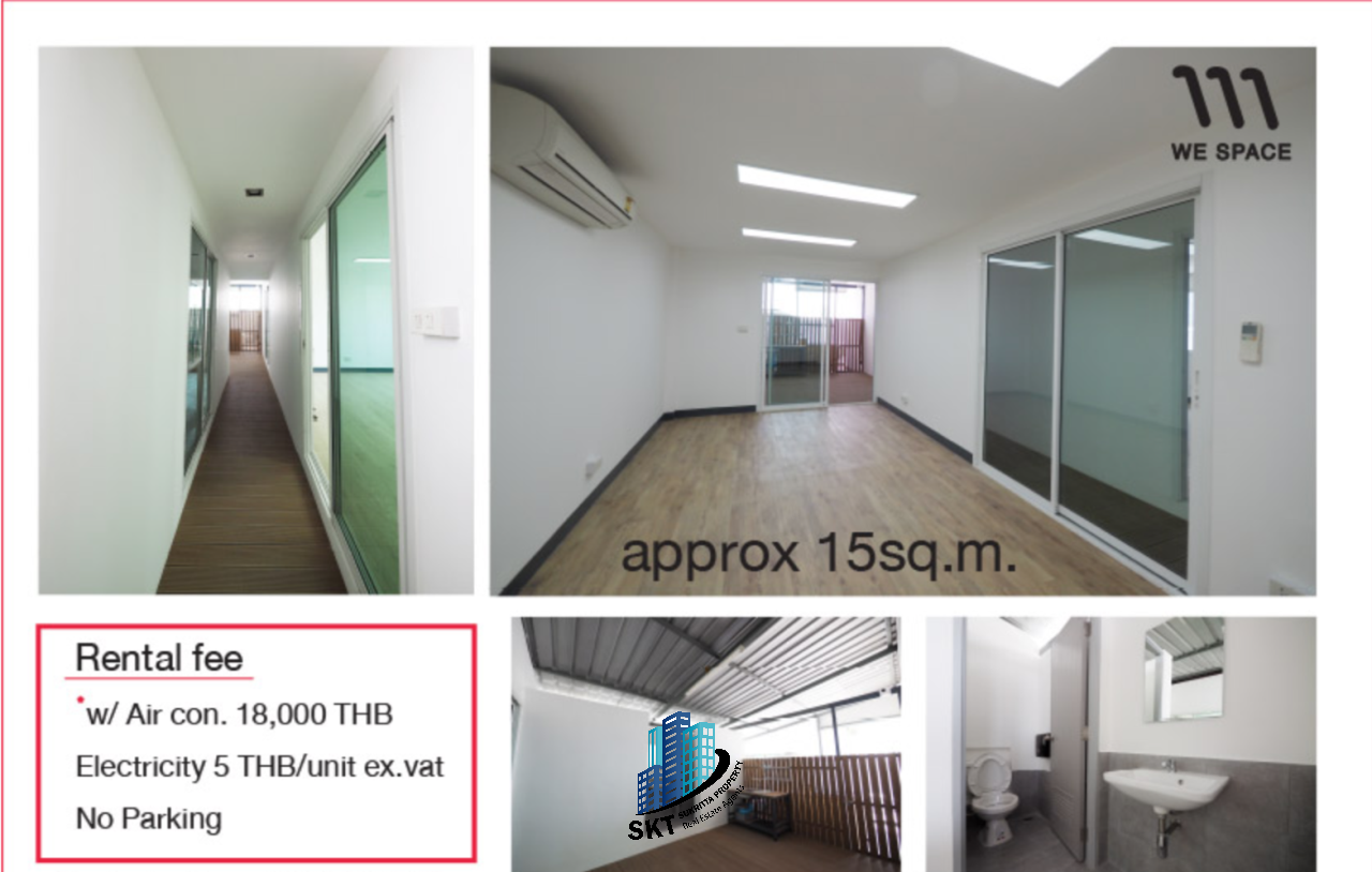 Sukritta Property Agency's Office for rent Near BTS Thonglor 1