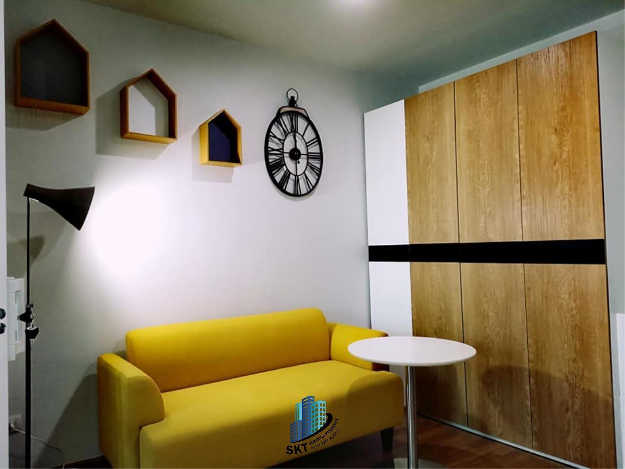 Sukritta Property Agency's REGENT HOME SUKHUMVIT 81 NAER BTS ONNUT 1