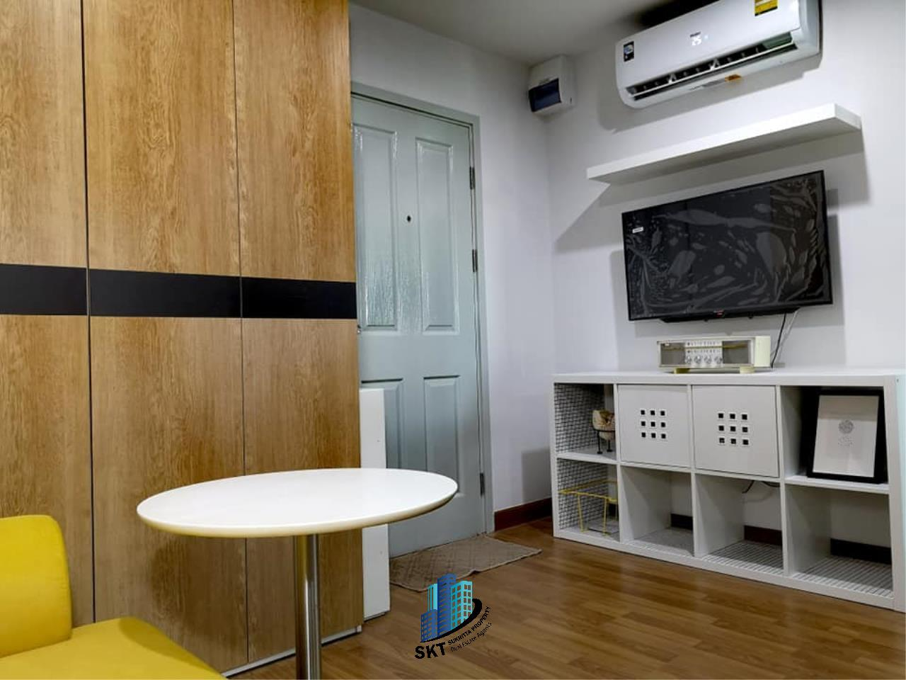Sukritta Property Agency's REGENT HOME SUKHUMVIT 81 NAER BTS ONNUT 3