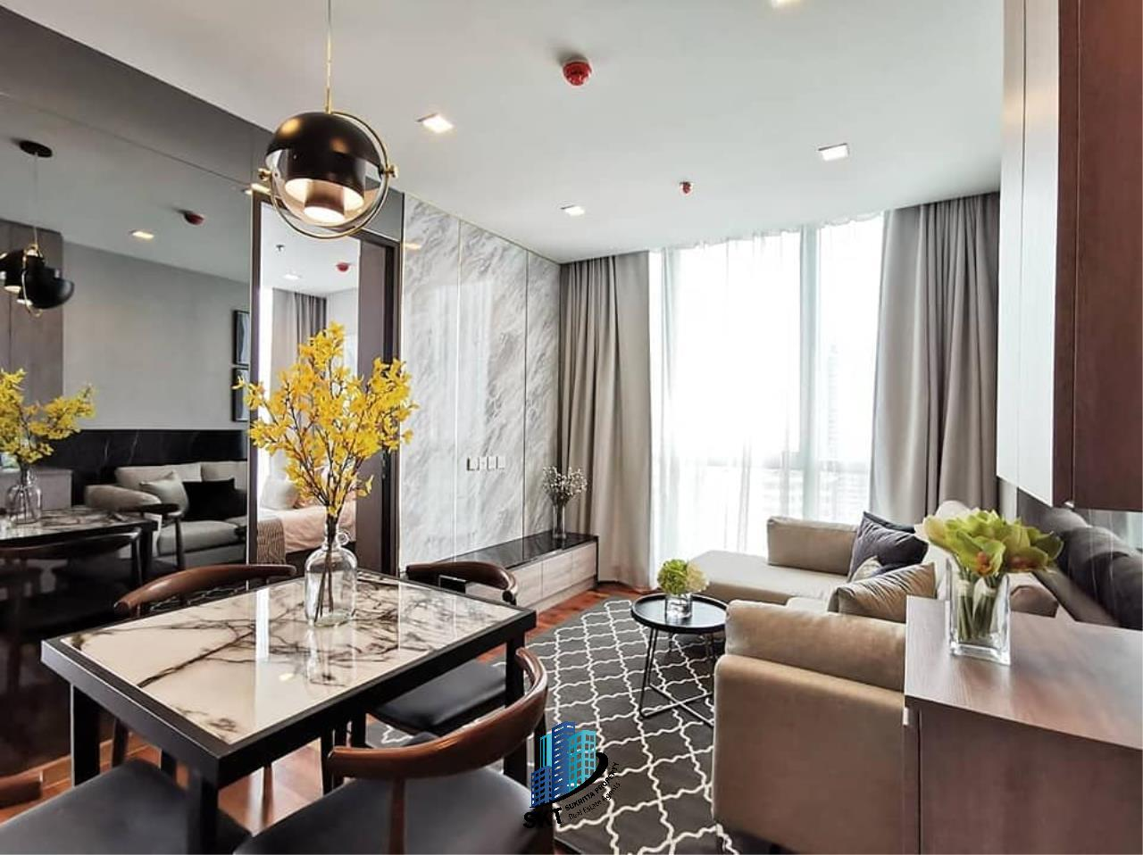 Sukritta Property Agency's WISH SIGNATURE MIDTOWN SIAM CONDO NEAR BTS RATCHATHEWI 2