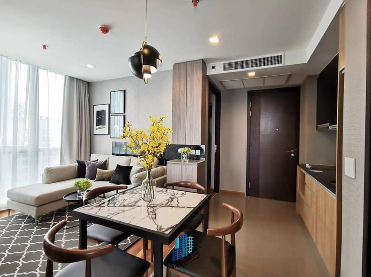 Sukritta Property Agency's WISH SIGNATURE MIDTOWN SIAM CONDO NEAR BTS RATCHATHEWI 10