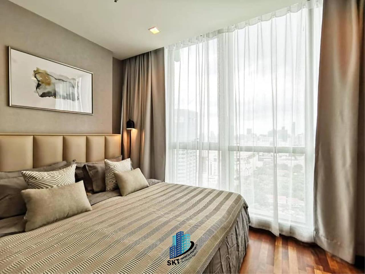 Sukritta Property Agency's WISH SIGNATURE MIDTOWN SIAM CONDO NEAR BTS RATCHATHEWI 6