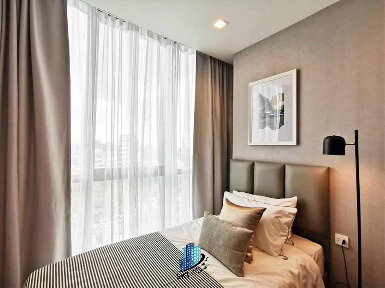Sukritta Property Agency's WISH SIGNATURE MIDTOWN SIAM CONDO NEAR BTS RATCHATHEWI 8