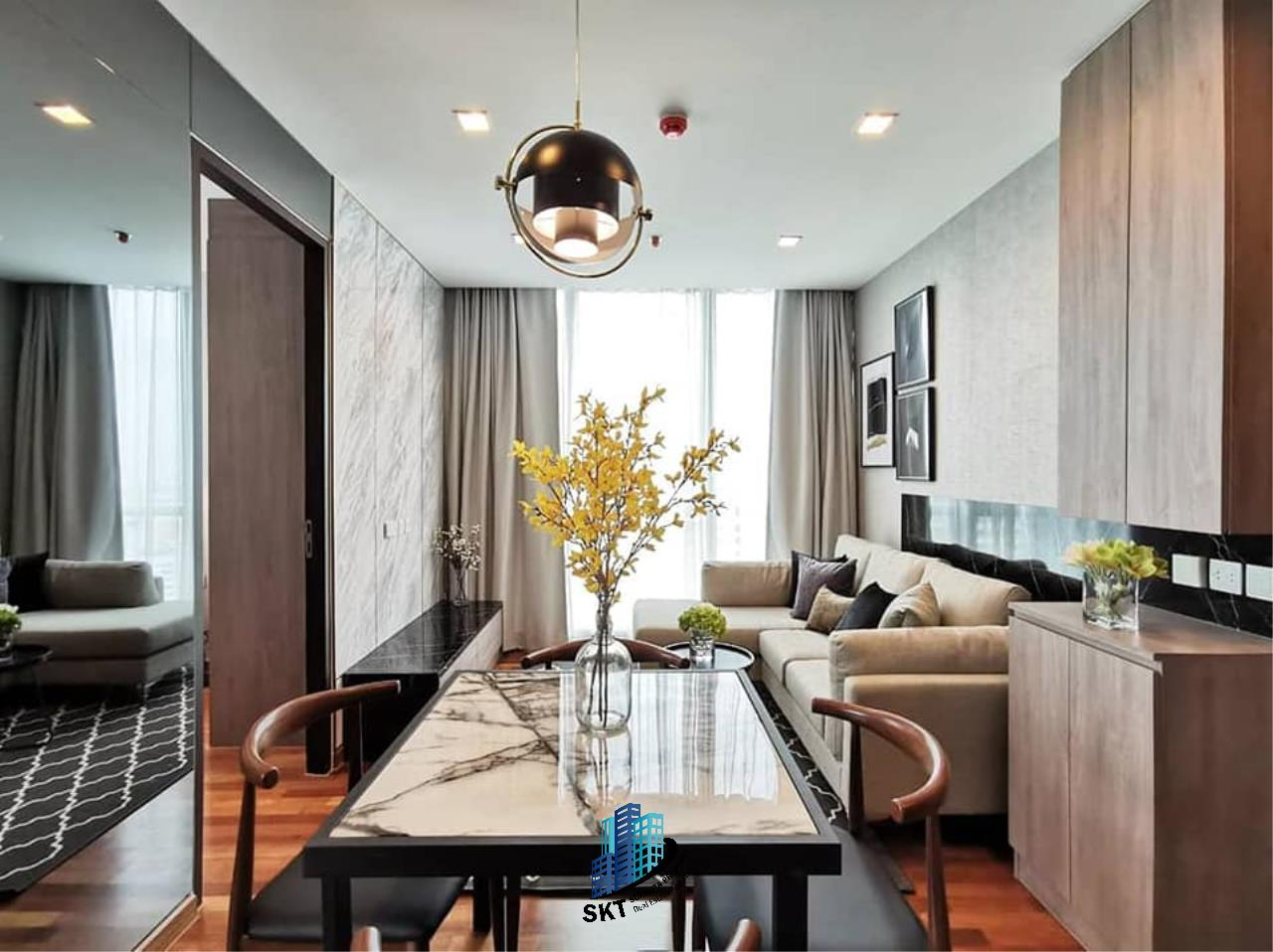 Sukritta Property Agency's WISH SIGNATURE MIDTOWN SIAM CONDO NEAR BTS RATCHATHEWI 9