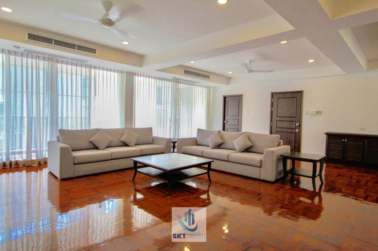 Sukritta Property Agency's For Rent PET FRIENDLY APARTMENT Insaf Tower Near Bts Nana 1