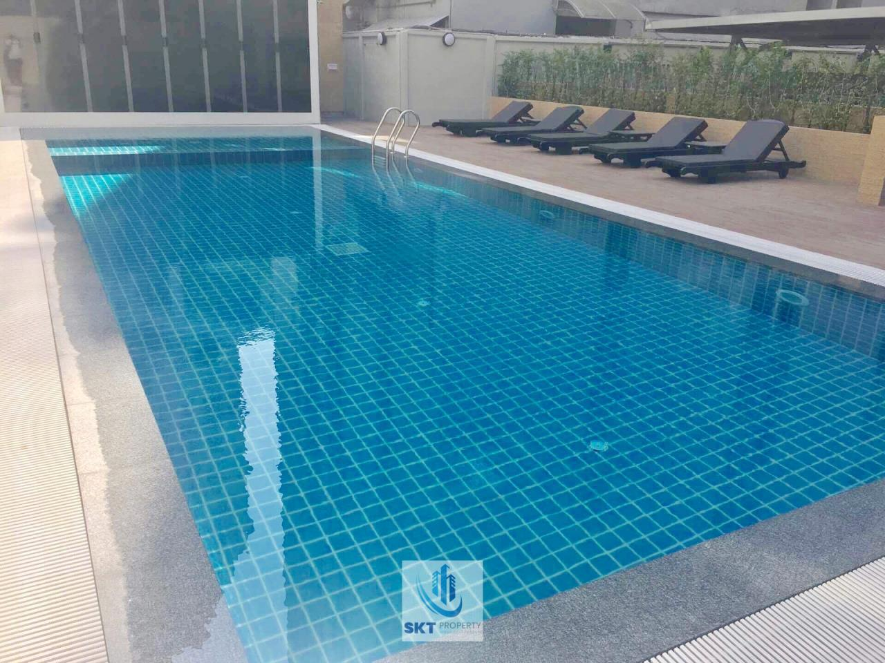 Sukritta Property Agency's For Rent PET FRIENDLY APARTMENT Insaf Tower Near Bts Nana 11