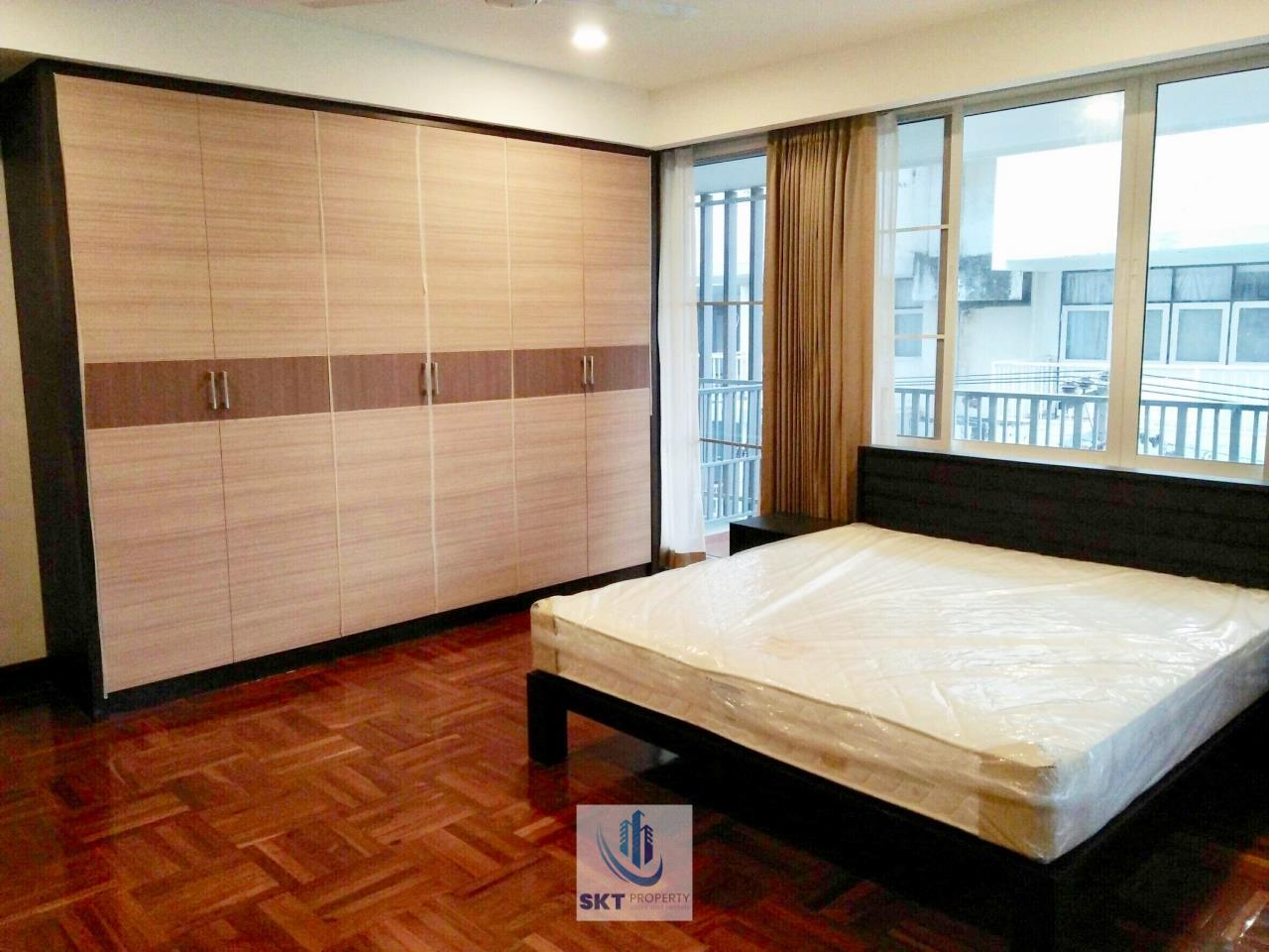 Sukritta Property Agency's For Rent PET FRIENDLY APARTMENT Villa Insaf Near Bts Nana 8