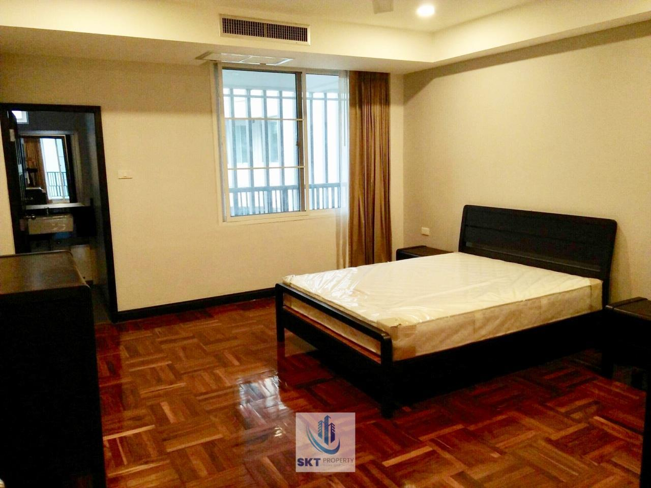 Sukritta Property Agency's For Rent PET FRIENDLY APARTMENT Villa Insaf Near Bts Nana 10