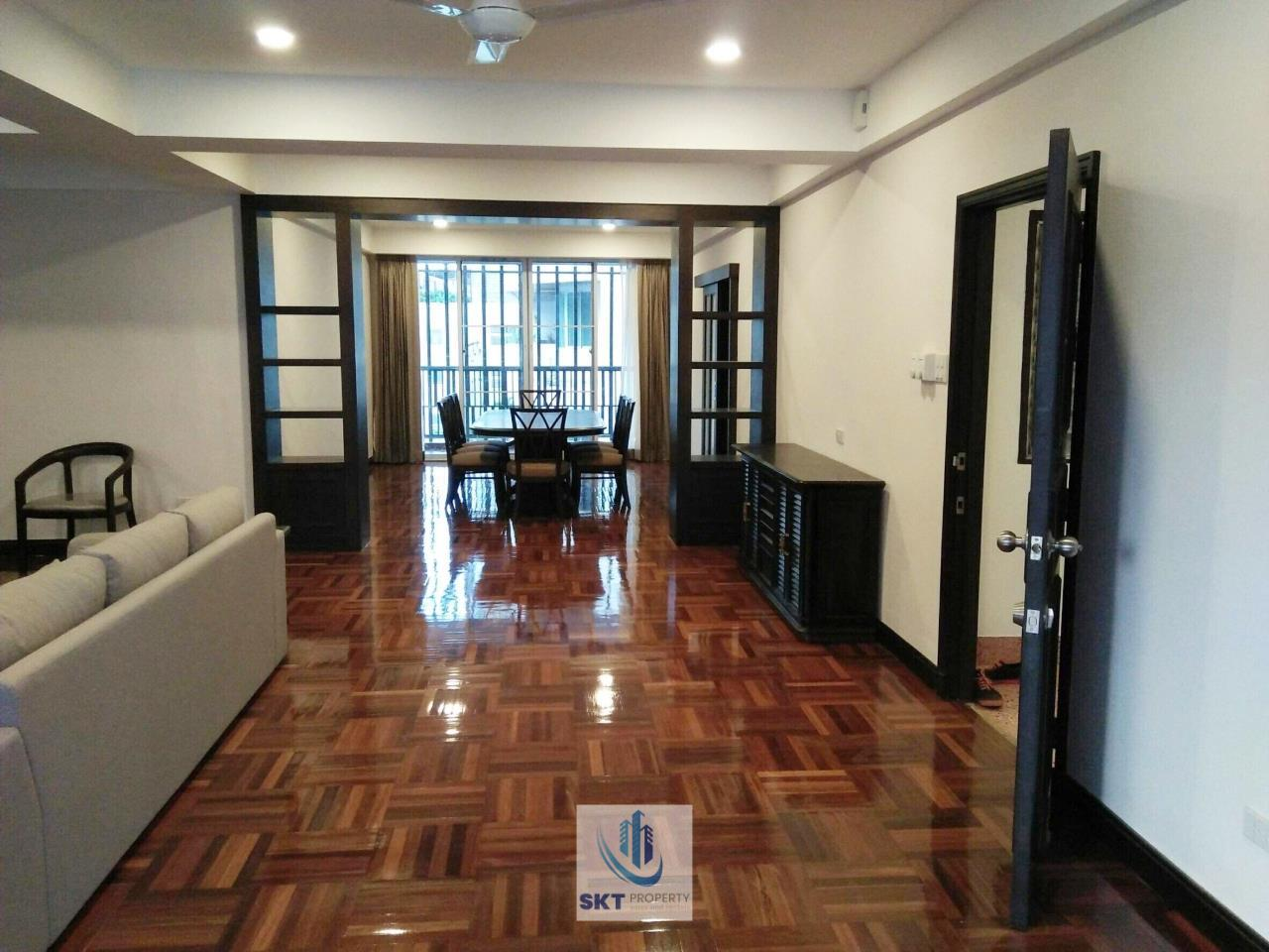 Sukritta Property Agency's For Rent PET FRIENDLY APARTMENT Villa Insaf Near Bts Nana 4
