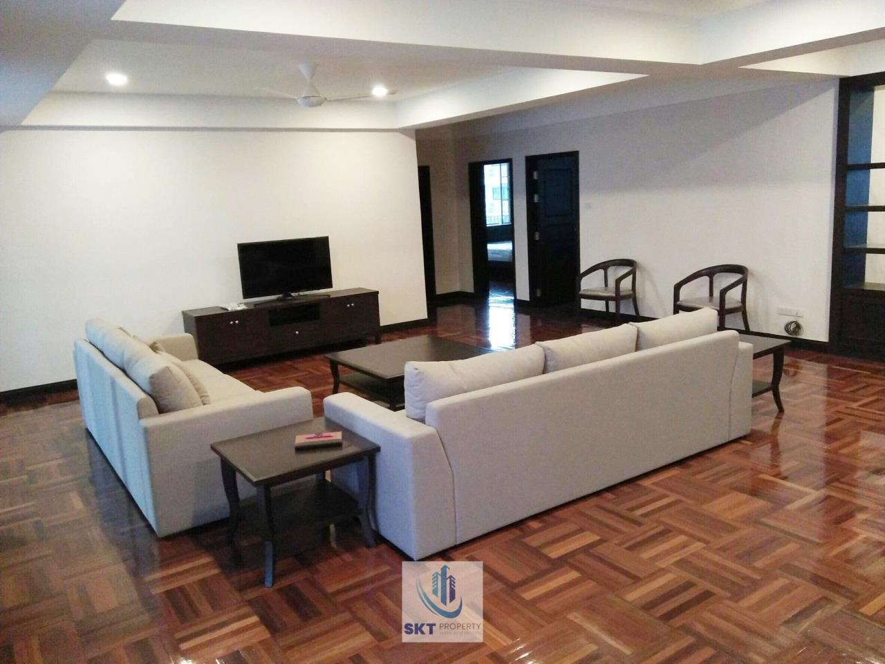 Sukritta Property Agency's For Rent PET FRIENDLY APARTMENT Villa Insaf Near Bts Nana 1