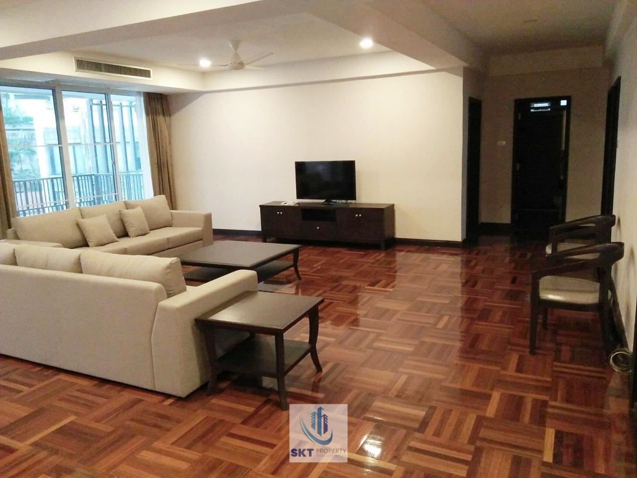 Sukritta Property Agency's For Rent PET FRIENDLY APARTMENT Villa Insaf Near Bts Nana 3