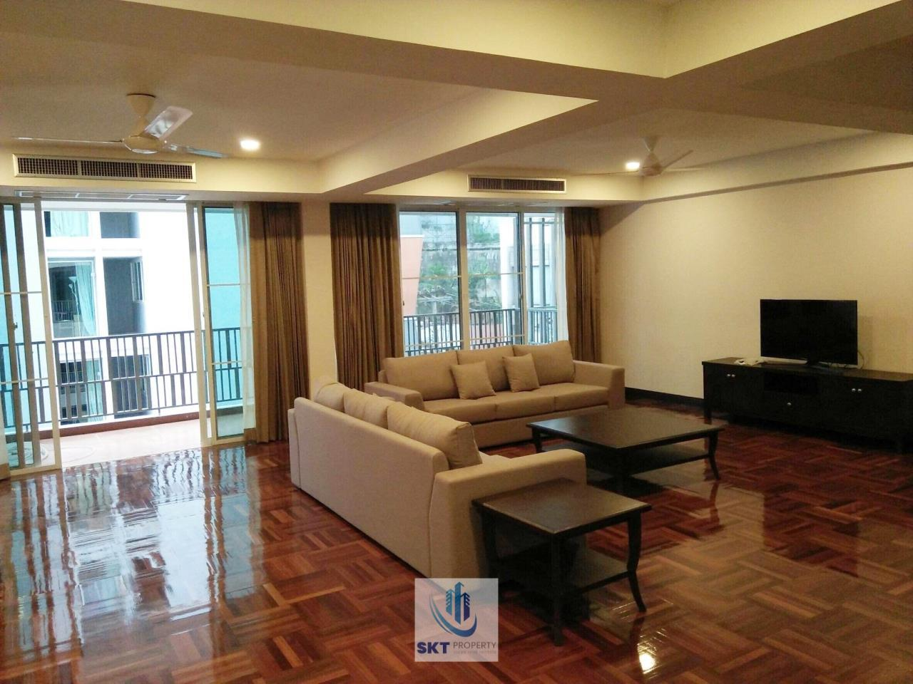 Sukritta Property Agency's For Rent PET FRIENDLY APARTMENT Villa Insaf Near Bts Nana 2