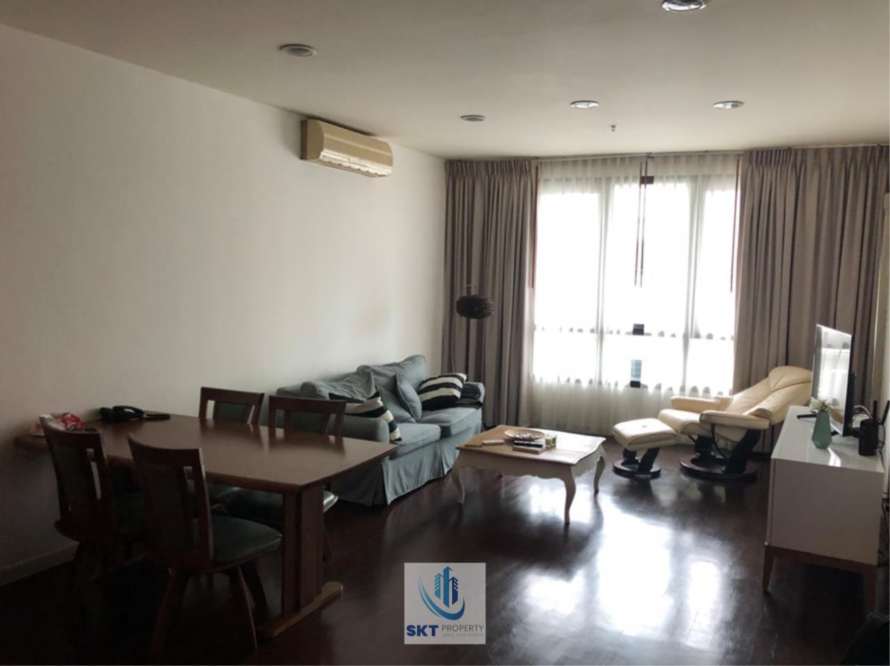 Sukritta Property Agency's President Place Near BTS CHIT LOM 2