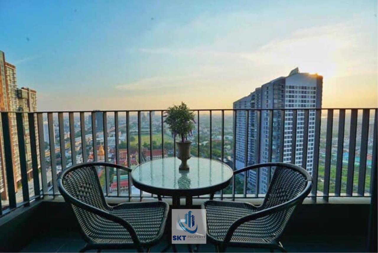 Sukritta Property Agency's Ideo O2 Near BTS Bangna  7