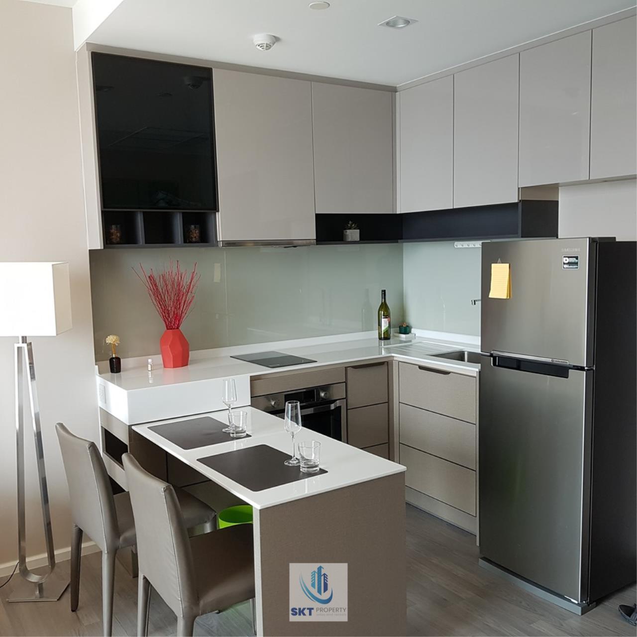 Sukritta Property Agency's 333 Riverside Condominium Near BTS Bangpho 3