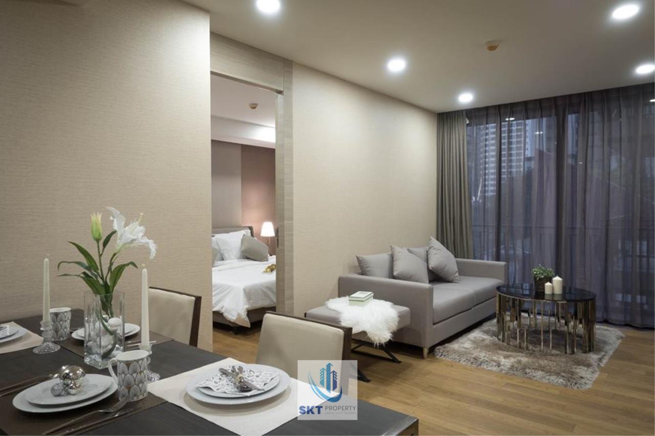 Sukritta Property Agency's Klass Condo Langsuan Near BTS Chidlom 1