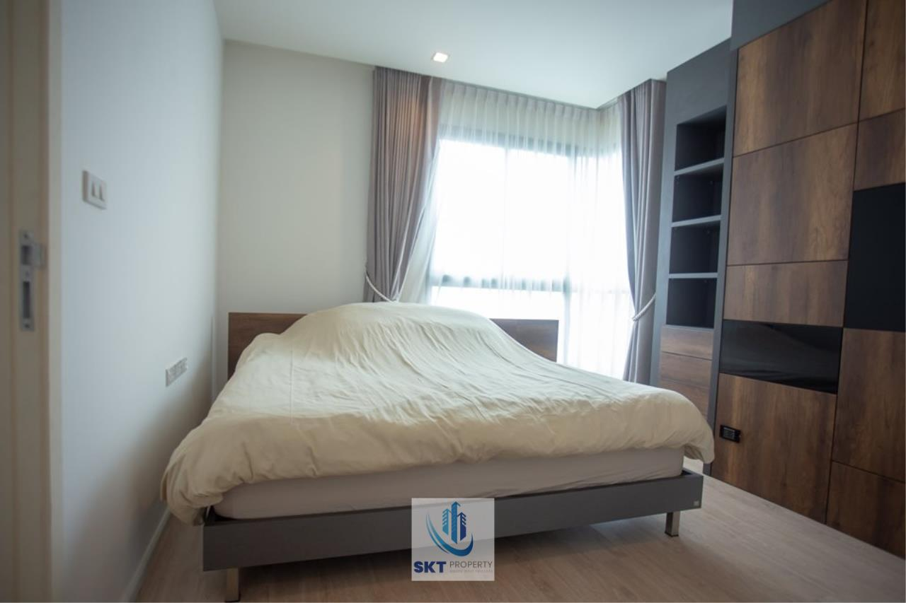 Sukritta Property Agency's For rent Quinn  only 200 meters to MRT Sutthisan station 7