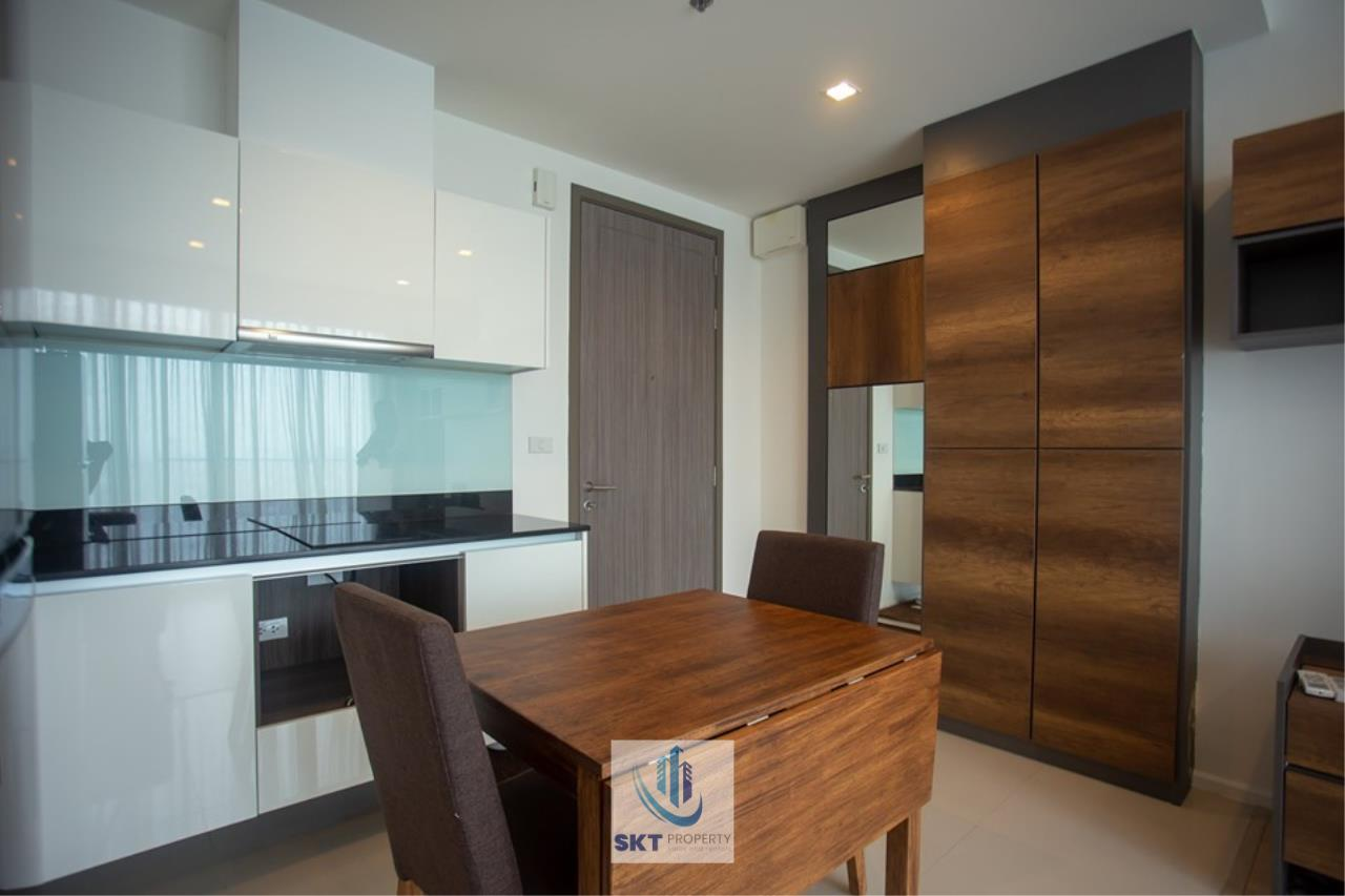 Sukritta Property Agency's For rent Quinn  only 200 meters to MRT Sutthisan station 5