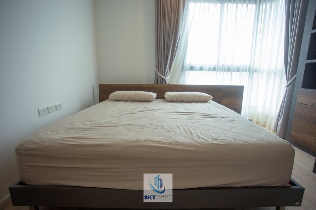 Sukritta Property Agency's For rent Quinn  only 200 meters to MRT Sutthisan station 6