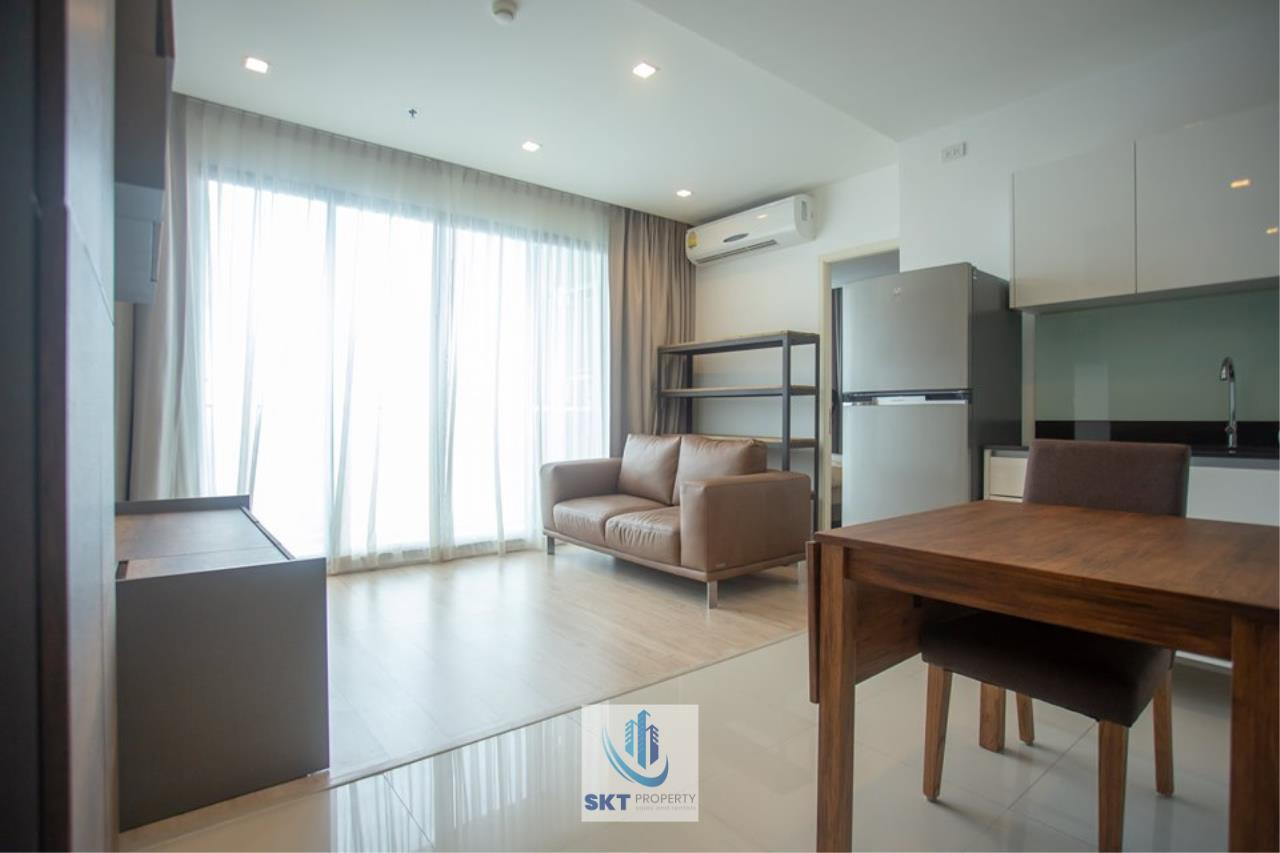 Sukritta Property Agency's For rent Quinn  only 200 meters to MRT Sutthisan station 1