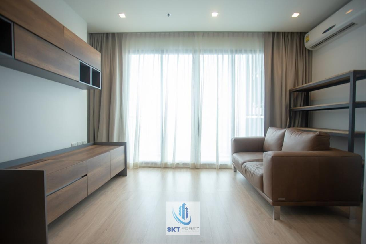 Sukritta Property Agency's For rent Quinn  only 200 meters to MRT Sutthisan station 3