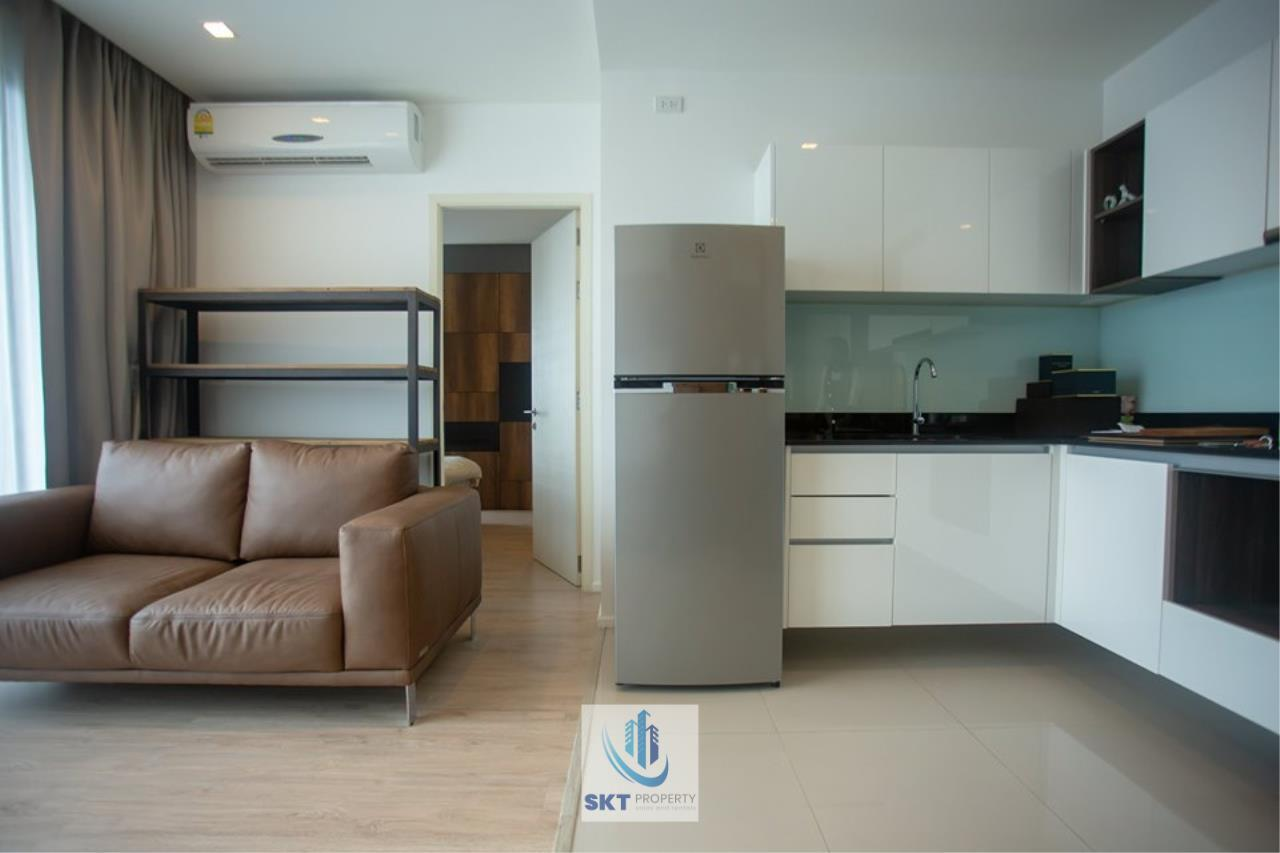 Sukritta Property Agency's For rent Quinn  only 200 meters to MRT Sutthisan station 2