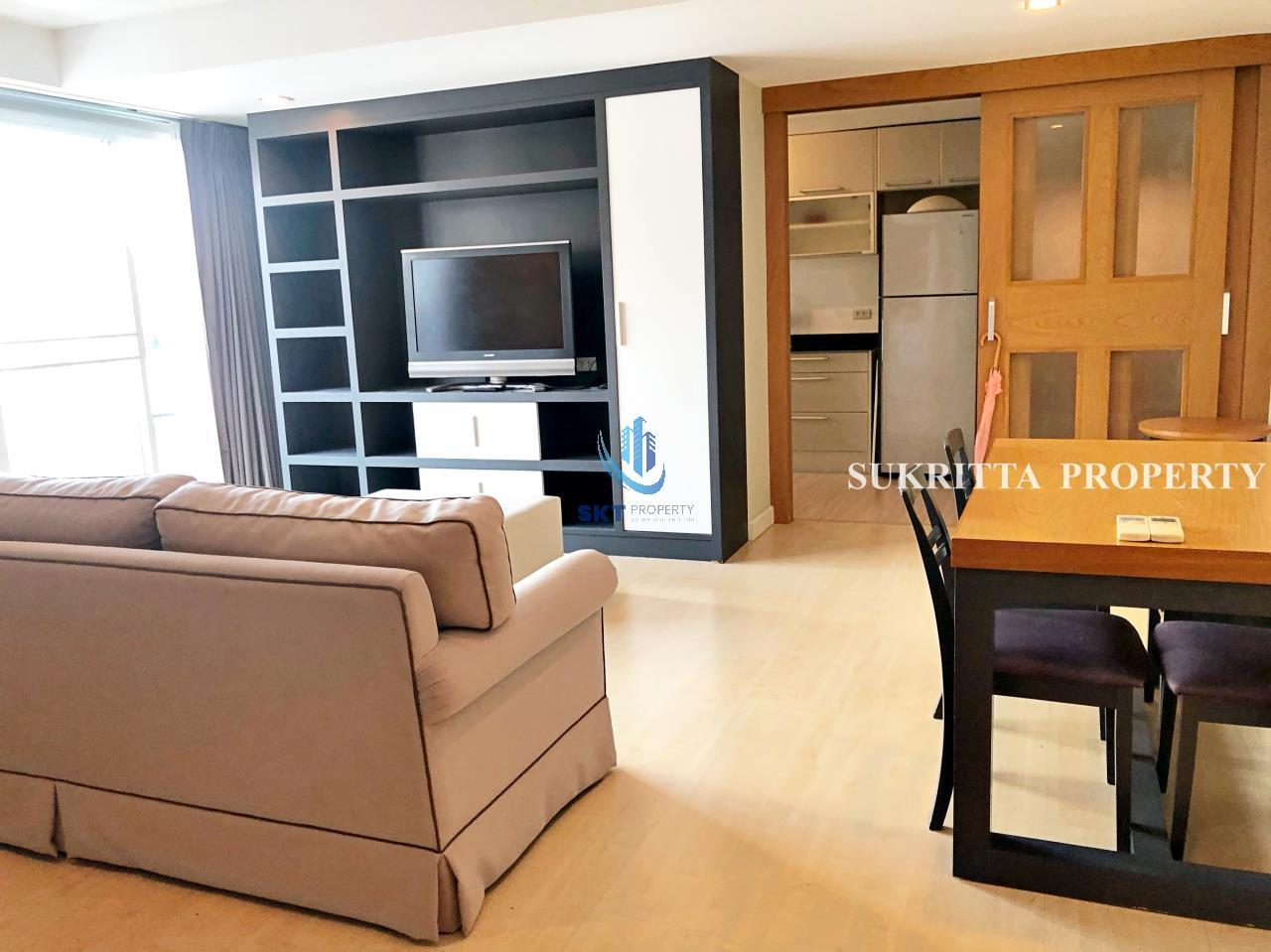 Sukritta Property Agency's Turnberry Condominum Near Bts Prompong 1