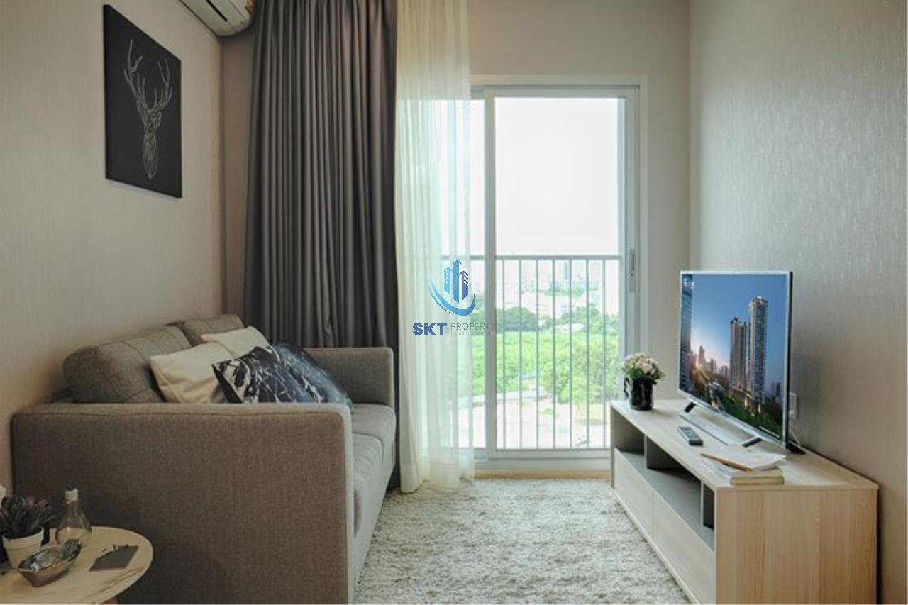 Sukritta Property Agency's FOR RENT NOBLE REVOLVE RATCHADA 1 NEAR MRT THAILAND CULTURAL CENTER 6