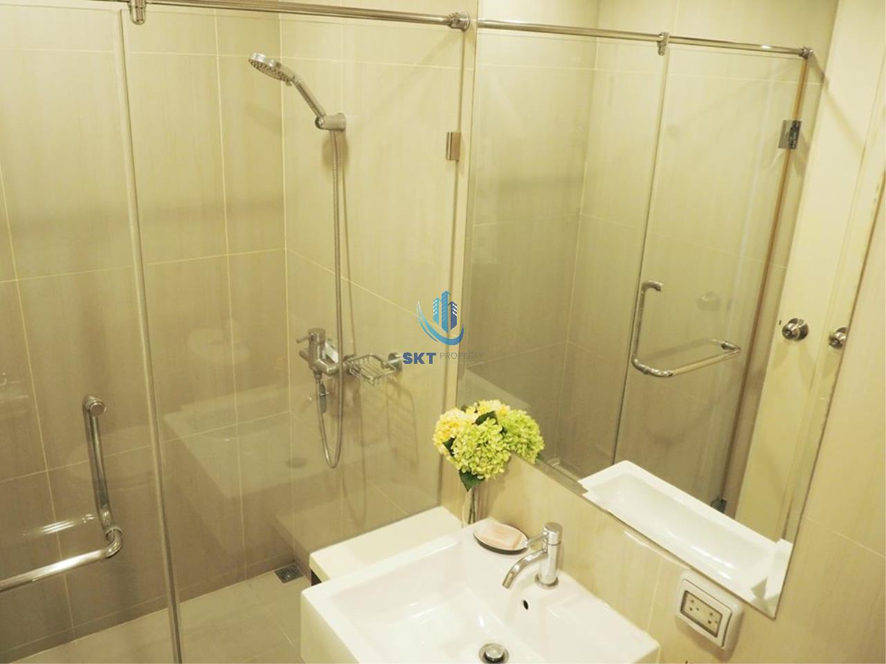 Sukritta Property Agency's Rent Villa Asoke Near MRT Pechaburi 4