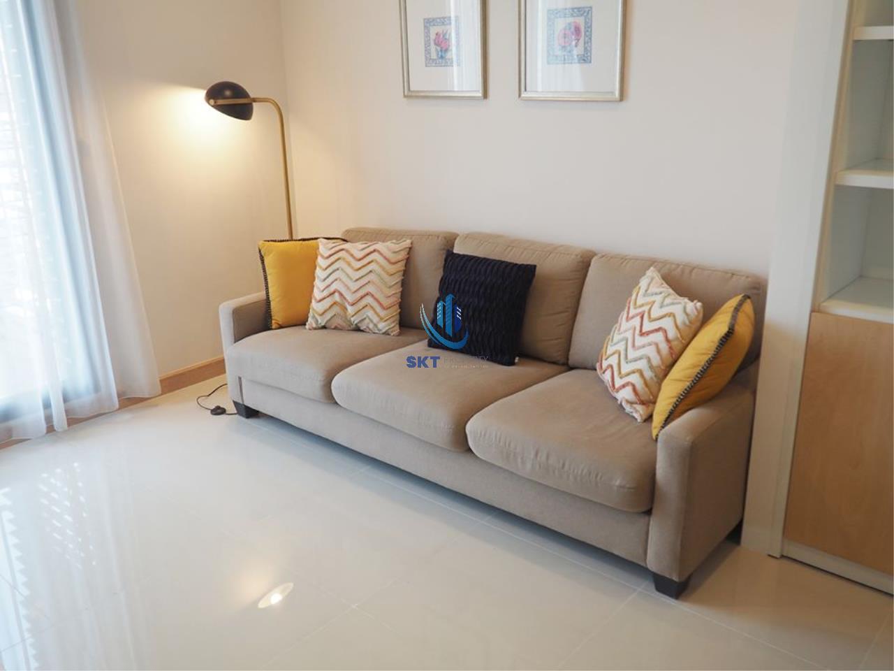 Sukritta Property Agency's Rent Villa Asoke Near MRT Pechaburi 6