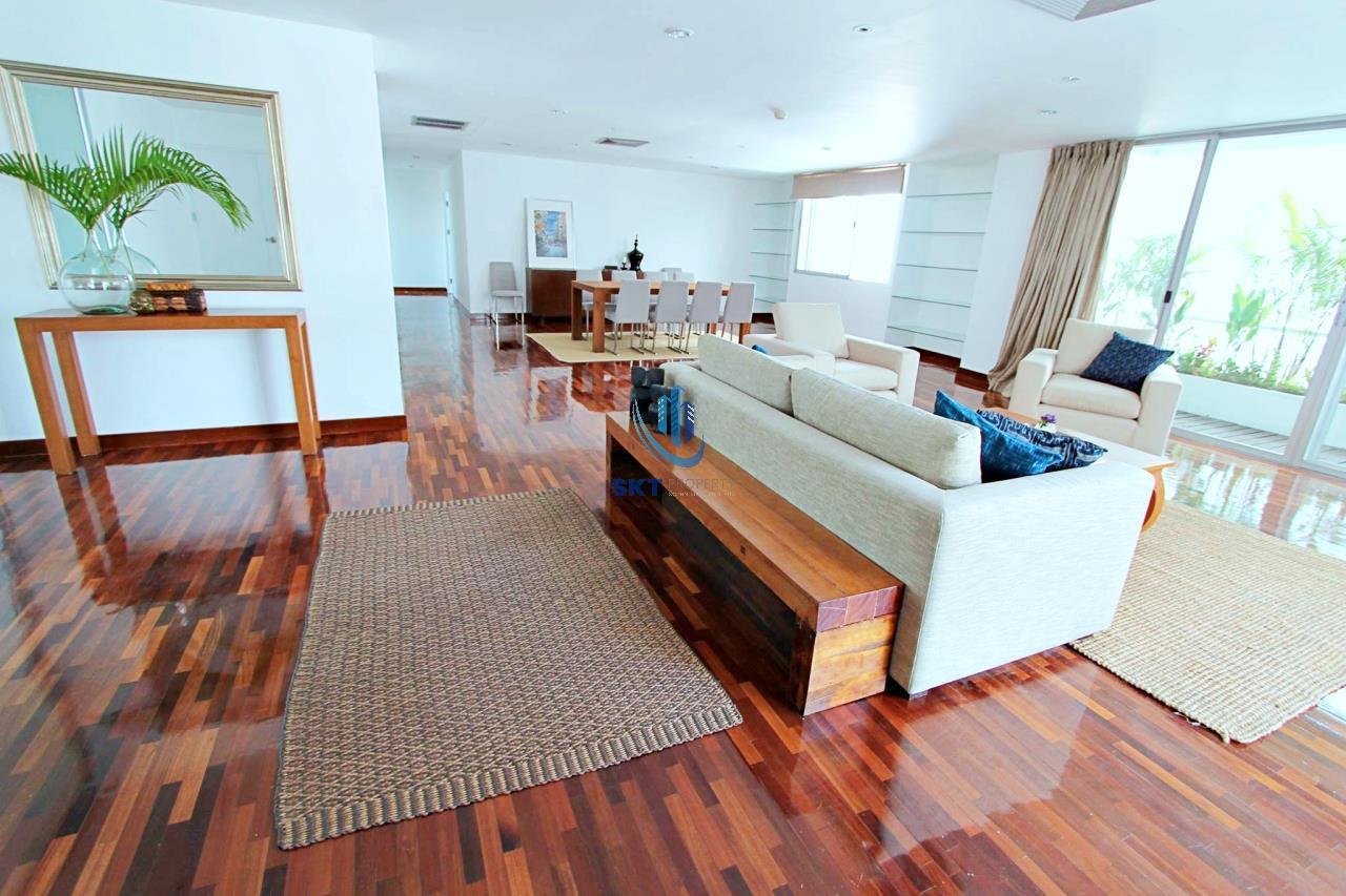 Sukritta Property Agency's Ariel Apartments - BTS Surasak 1