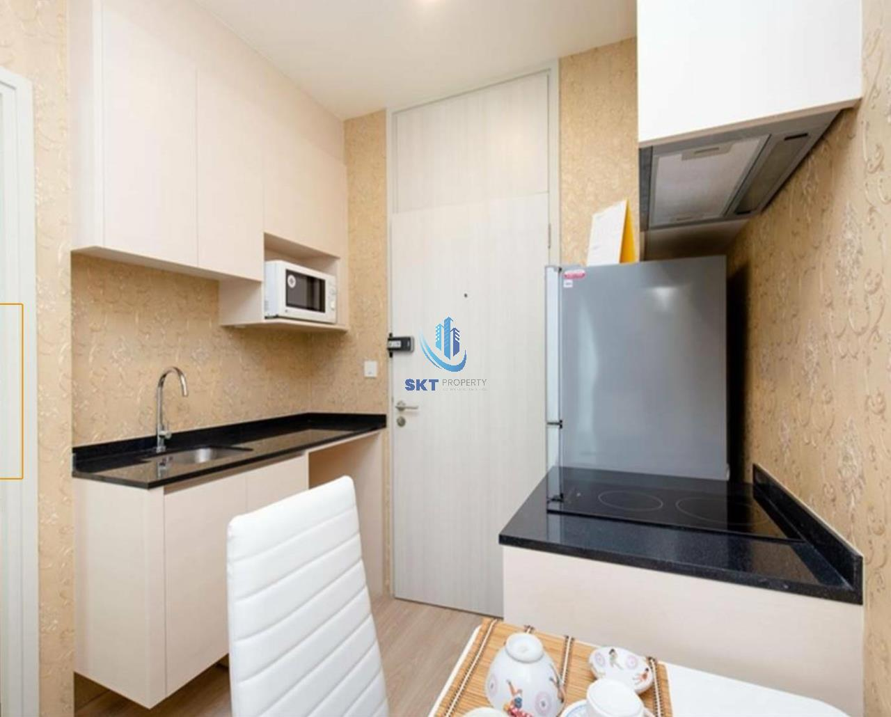 Sukritta Property Agency's FOR RENT NOBLE REVOLVE RATCHADA 1 NEAR MRT THAILAND CULTURAL CENTER 7