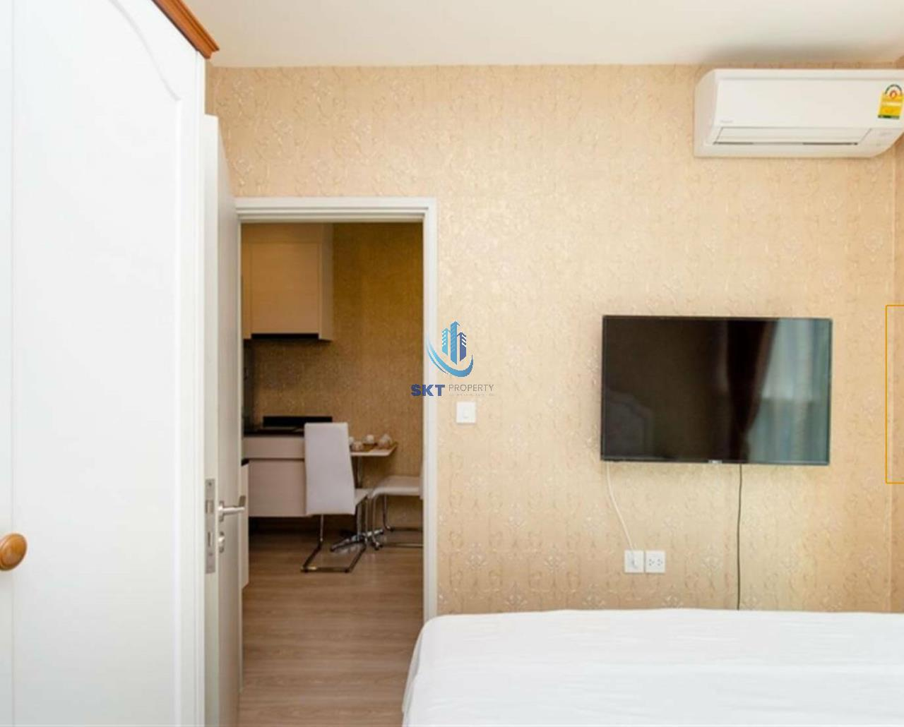 Sukritta Property Agency's FOR RENT NOBLE REVOLVE RATCHADA 1 NEAR MRT THAILAND CULTURAL CENTER 4
