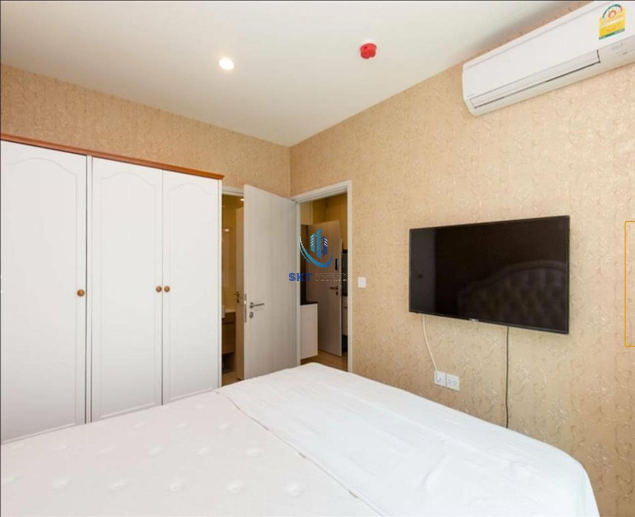 Sukritta Property Agency's FOR RENT NOBLE REVOLVE RATCHADA 1 NEAR MRT THAILAND CULTURAL CENTER 3