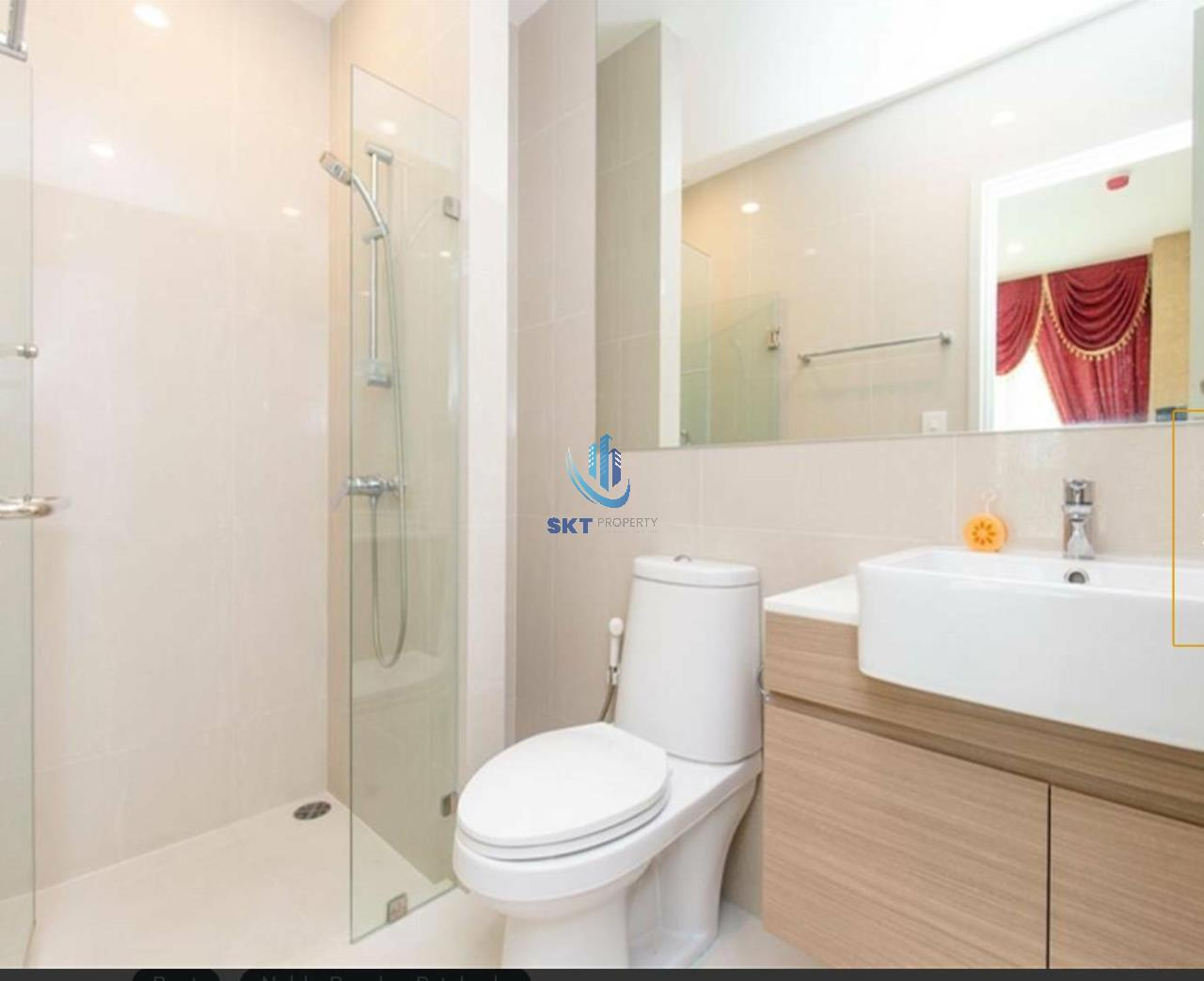 Sukritta Property Agency's FOR RENT NOBLE REVOLVE RATCHADA 1 NEAR MRT THAILAND CULTURAL CENTER 9
