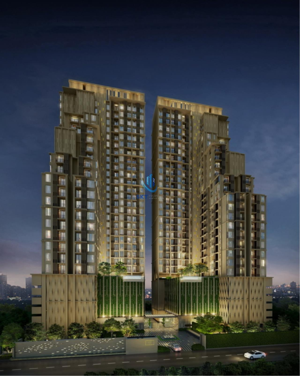 Sukritta Property Agency's Nye by Sansiri Condo next to BTS Wong Wian Yai 1